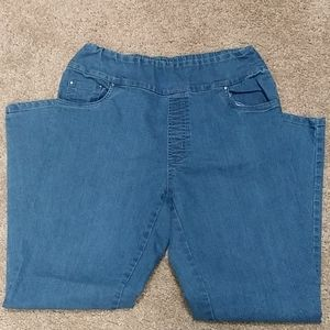 Blair Maternity Pull On Jeans Size 12
